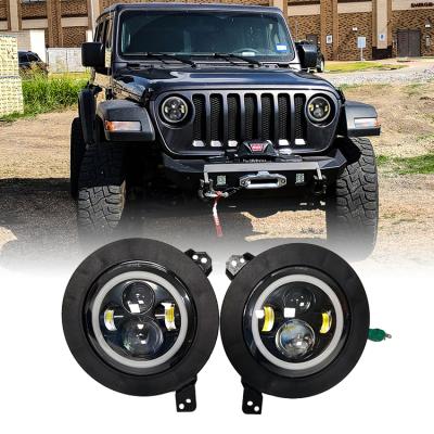 7inch jeep jl headlight